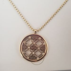 NWT Michael Kors Gold Necklace